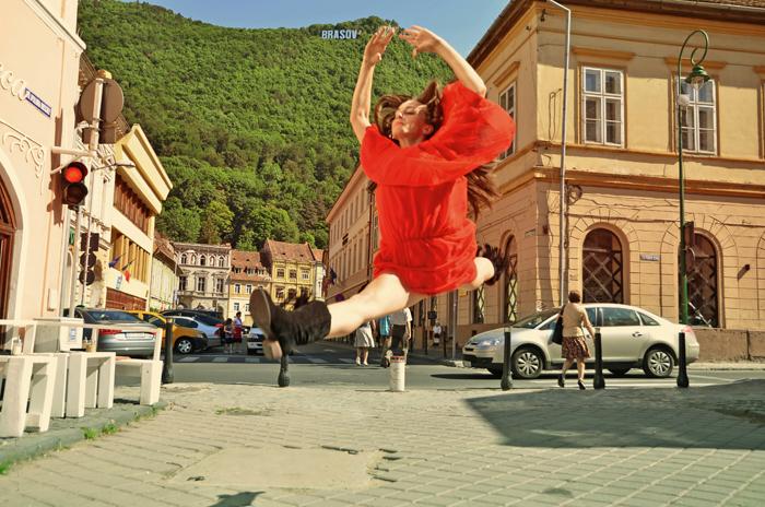 Brasov. Dancing City