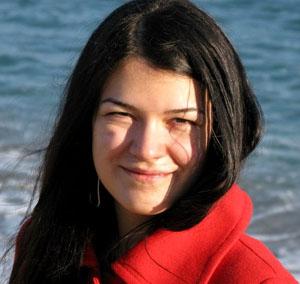 Ana Alexandra Blidaru portret
