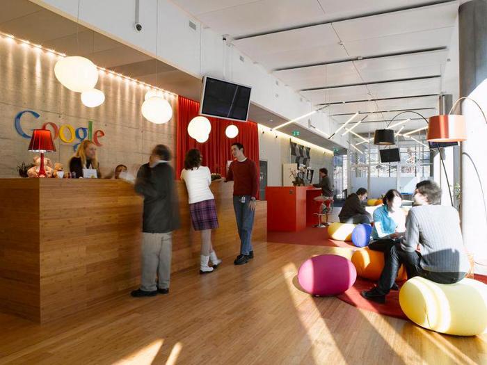 Birourile Google din 3 capitale europene sa vezi si sa nu crezi 32