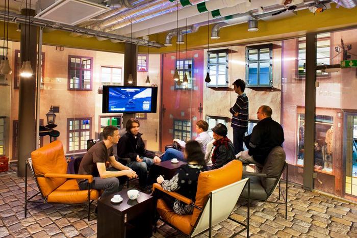 Birourile Google din 3 capitale europene sa vezi si sa nu crezi 36