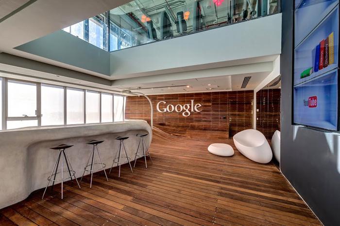 Birourile Google din 3 capitale europene sa vezi si sa nu crezi