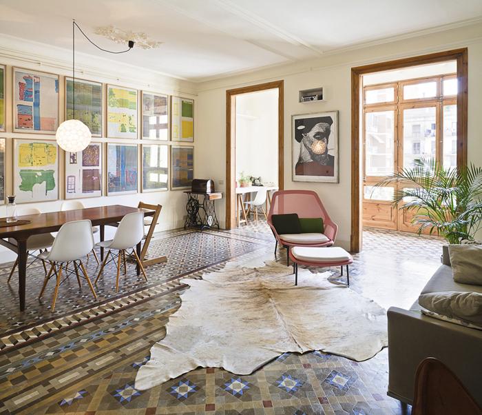 Apartament din Barcelona Designist 04