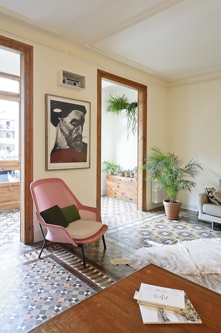 Apartament din Barcelona Designist 05