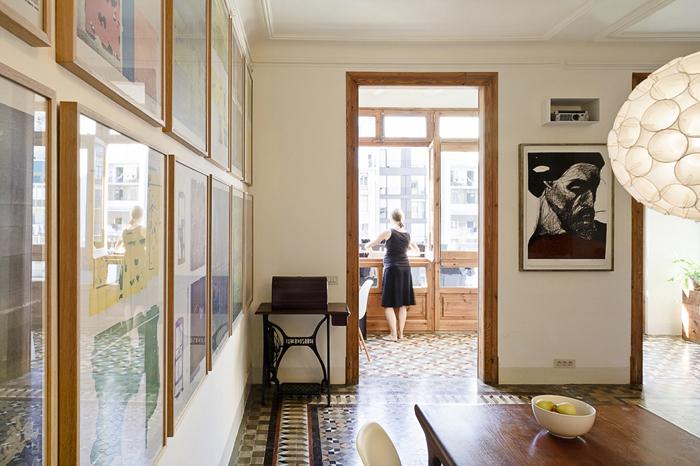 Apartament din Barcelona Designist 06