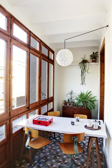 Apartament din Barcelona Designist 07