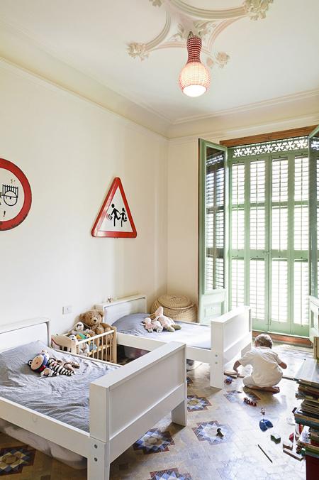 Apartament din Barcelona Designist 08