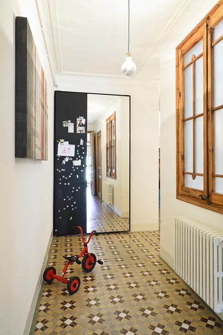 Apartament din Barcelona Designist 09