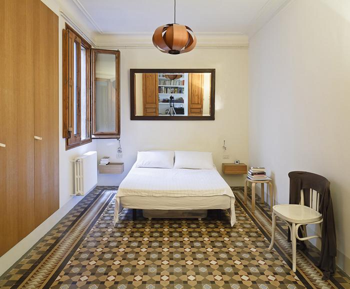 Apartament din Barcelona Designist 10