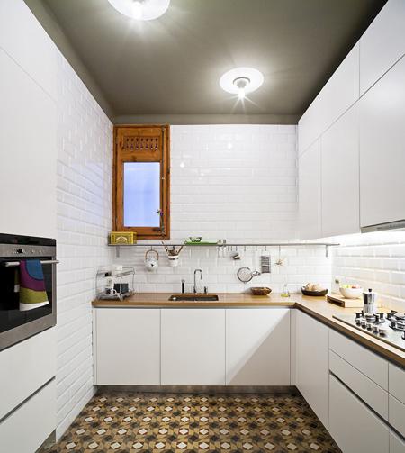 Apartament din Barcelona Designist 12