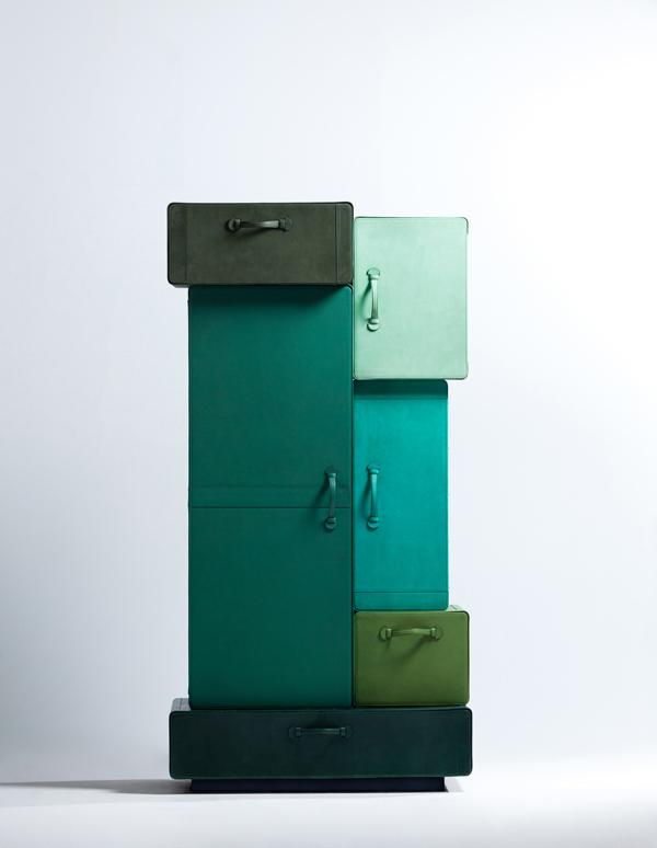 Mobilier din valize - Designist (10)