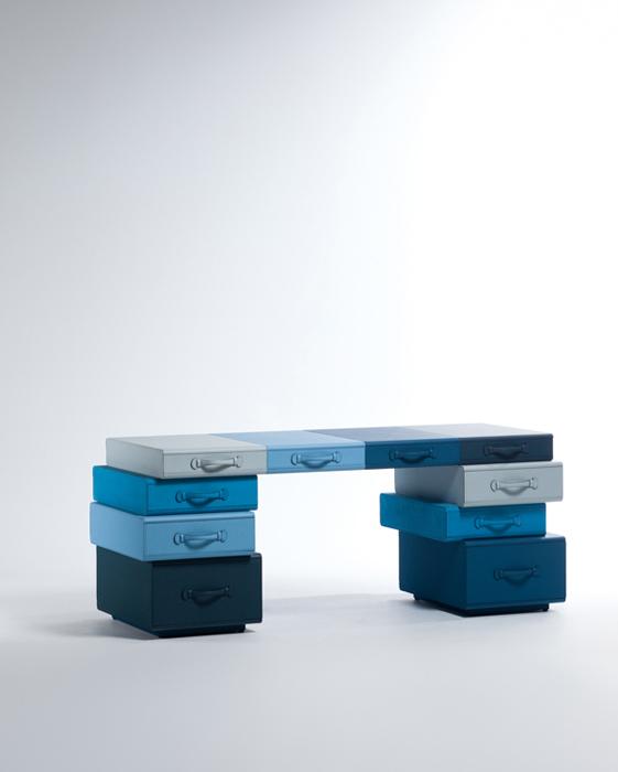 Mobilier din valize - Designist (3)