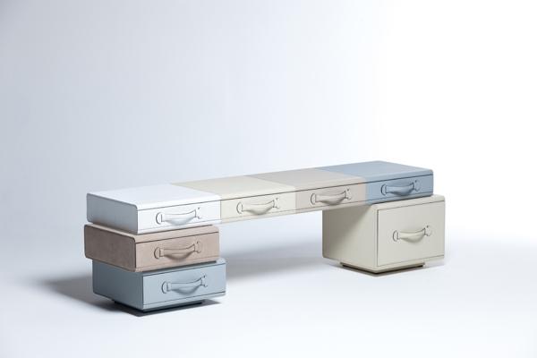 Mobilier din valize - Designist (4)