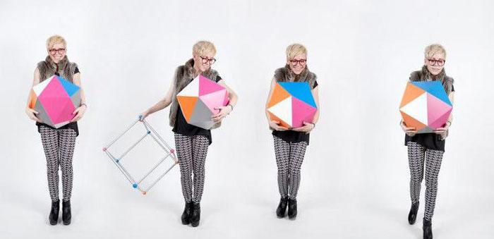 Prada Usoara Geometric Love by Agnes Lukacs Designist 01