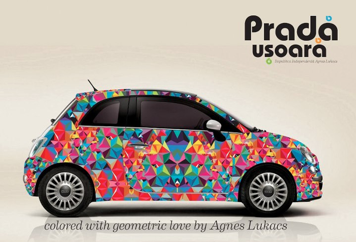 Prada Usoara Geometric Love by Agnes Lukacs Designist 07