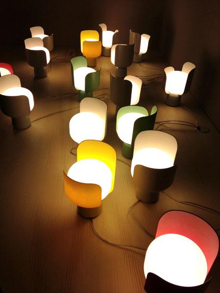 Targ Milano Corpuri de iluminat designist 05