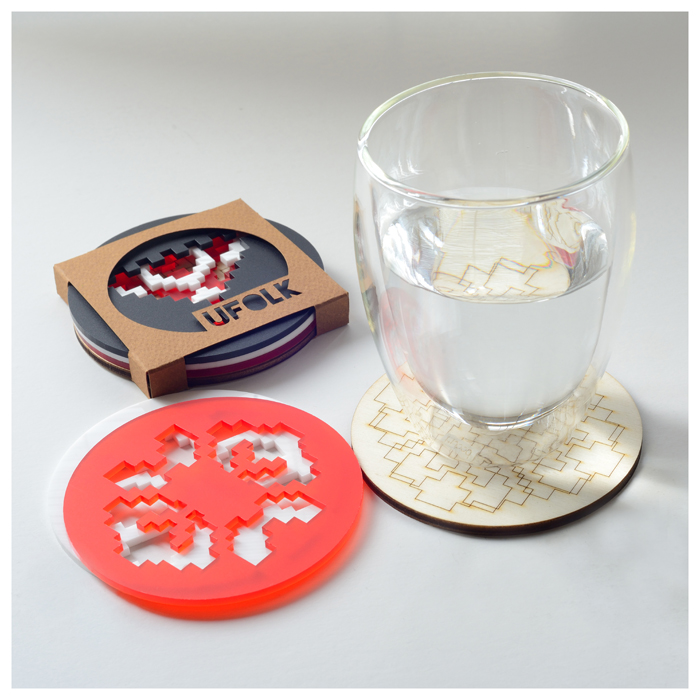 Culture Soup coasters - Made in RO (1)