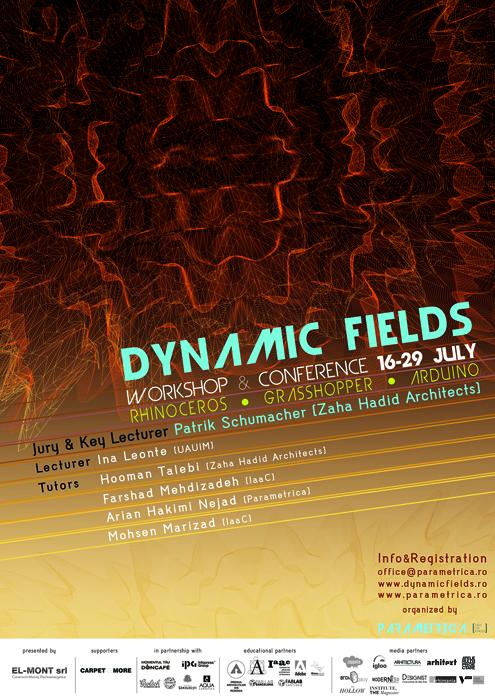Dynamic Fields, Parametrica - Designist