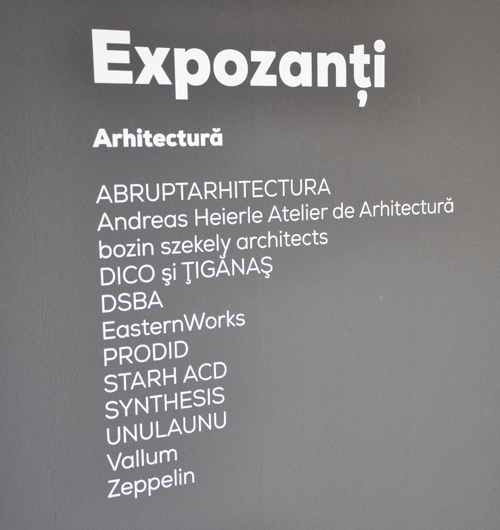 Romanian Design Week Arhitectura designist 30