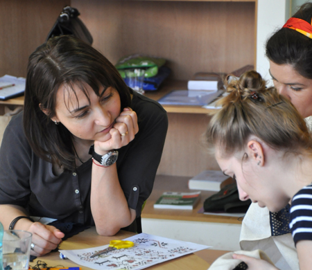Workshop Ioana Corduneanu Designist 10