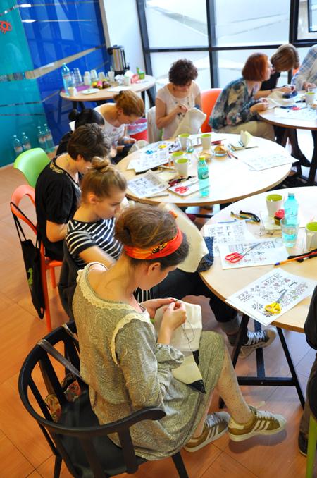 Workshop Ioana Corduneanu Designist 18