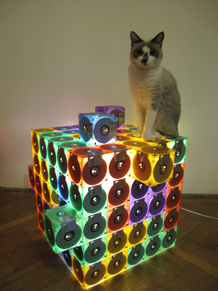 cube table 5