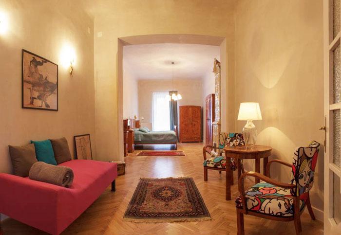 Apartamentul Deco Cluj Designist 02