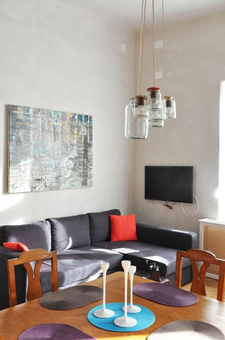 Apartamentul Deco Cluj Designist 11