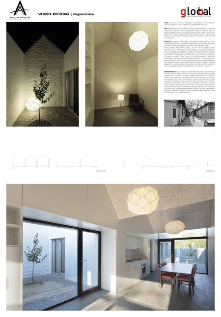 Arhitectura LOCUINTE La Curte, Galati Arh Cristina Trofin Arh Andreas Oliver Heierle 2