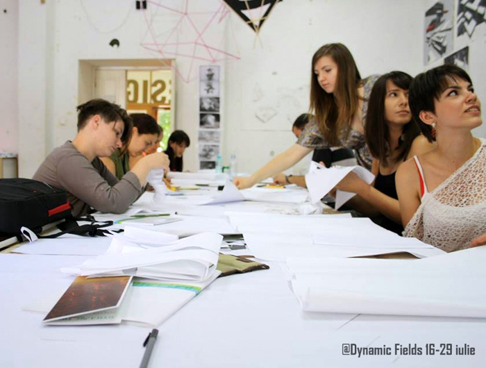 Dynamic Fields, participants - Designist