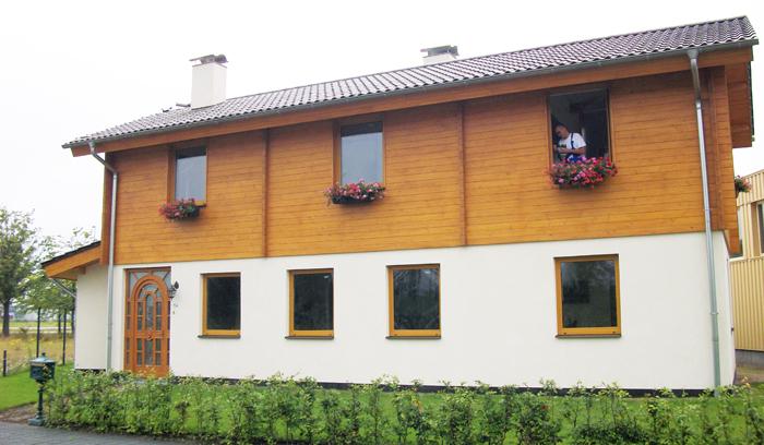 casele cu structura din lemn Honey Wood designist 06