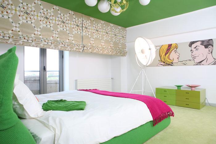 Cel mai tonic apartament din Bucuresti designist 07