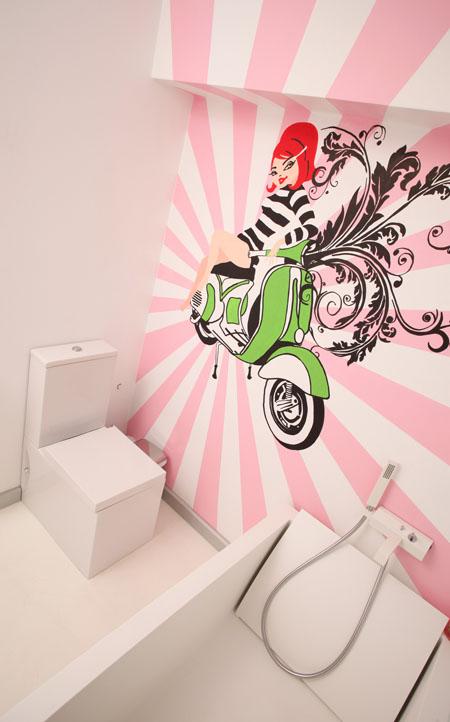 Cel mai tonic apartament din Bucuresti designist 11
