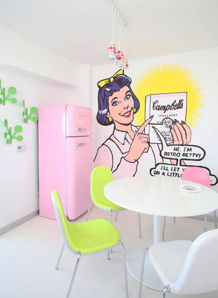 Cel mai tonic apartament din Bucuresti designist 12