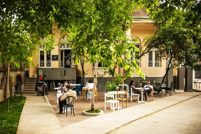 Cele mai designish locuri din Bucuresti cu un ceva a la Milano designist 12