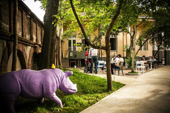Cele mai designish locuri din Bucuresti cu un ceva a la Milano designist 13