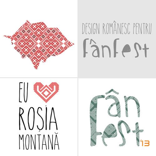 Design romanesc pentru Fan Fest designist 07