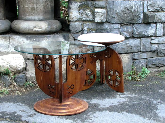 Designeri romani de obiect indragostiti de lemn designist 02