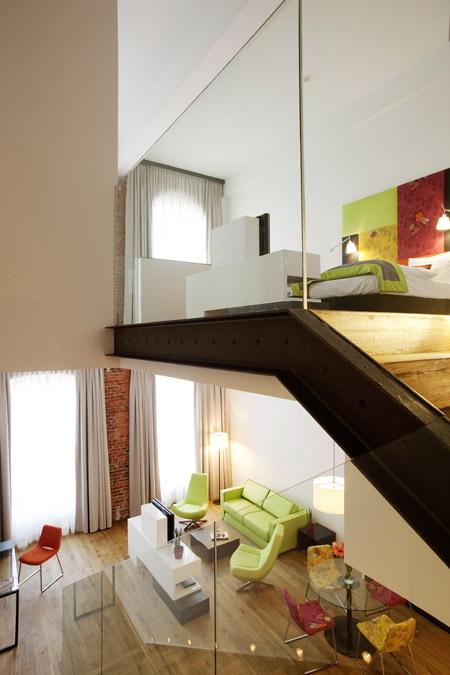 andels lodz maisonette standard designist 08