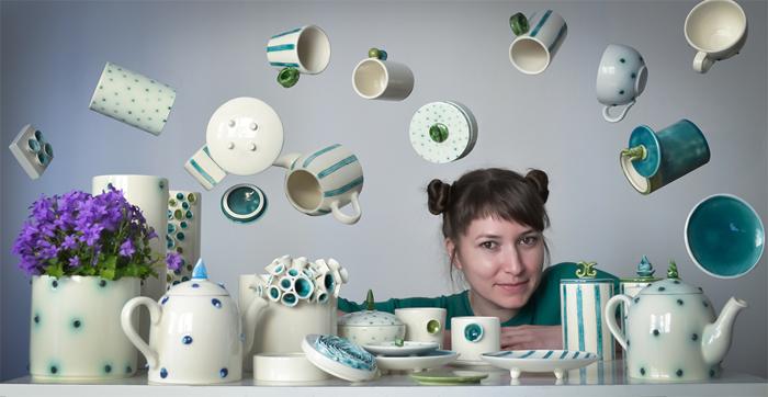 Alexandra Constantinescu - Designist