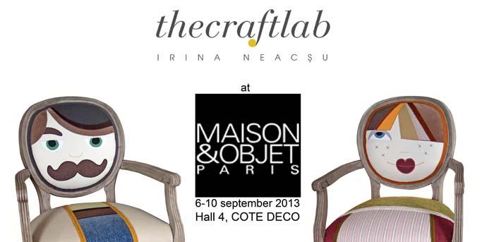 Irina Neacsu - thecraftlab - Designist