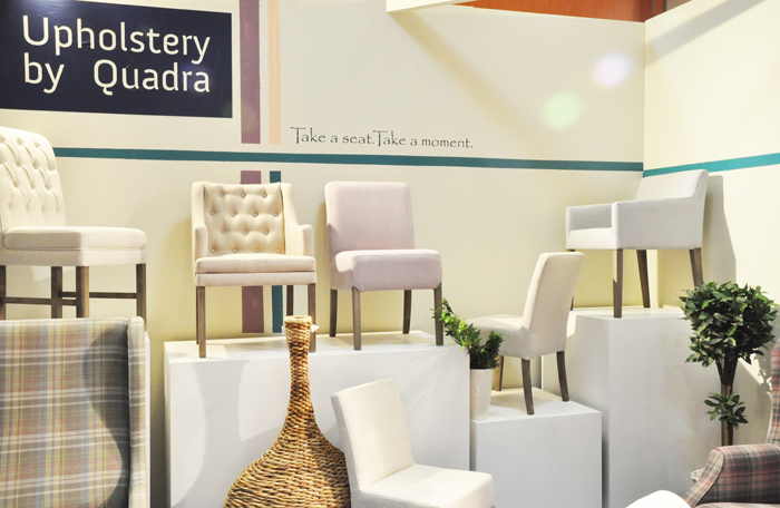 Upholstery by Quadra - European Heritage - Designist (1)