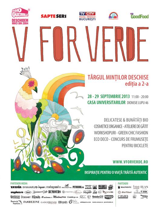 V for Verde - Designist