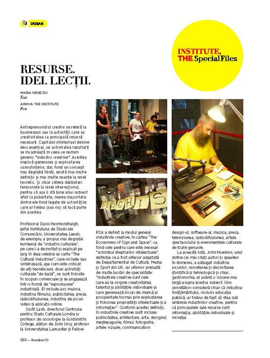 Institute The Magazine 10 - Designist (2)