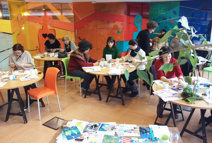 Workshop Martine Claessens designist 08