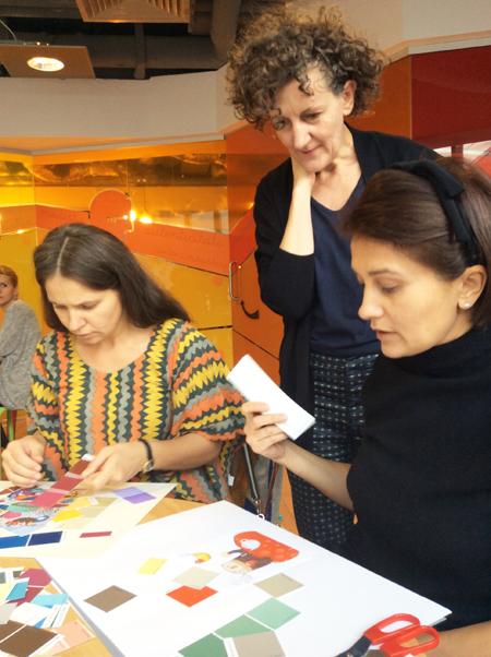 Workshop Martine Claessens designist 09