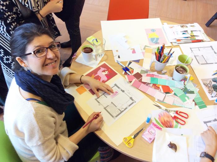 Workshop Martine Claessens designist 10