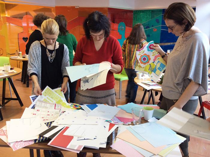 Workshop Martine Claessens designist 12