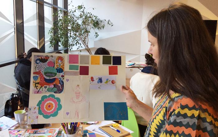 Workshop Martine Claessens designist 13
