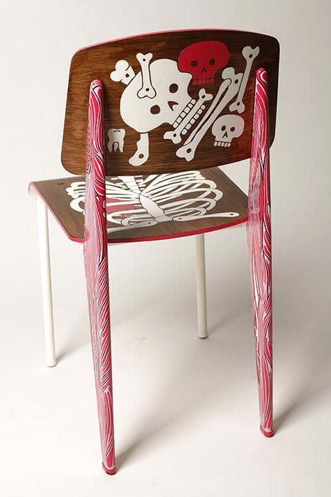 Anatomical Chair - AK-LH - Desginist (1)
