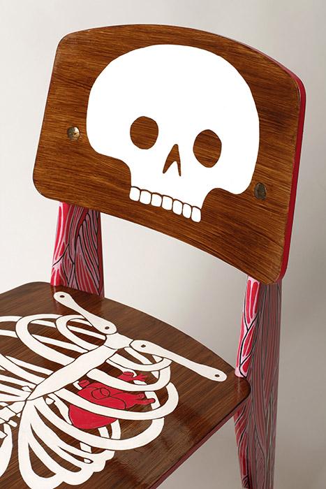 Anatomical Chair - AK-LH - Desginist (2)